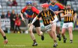Camross conquer Raheen Parish Gaels to be crowned Laois U-20 hurling champions