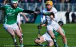Injury-time Doyle point ends Rathdowney-Errill's season as St Mullins march on