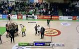 WATCH: Champions! Portlaoise Panthers celebrate U18 National Cup glory