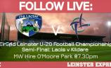 FOLLOW LIVE: All the action from the Laois v Kildare U-20 Leinster semi-final