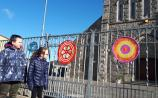 Laois town wakes up to heartwarming yarn bombers surprise