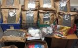 Drugs seized in Portlaoise by Laois Gardaí