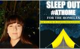 Laois secondary school student launches 'Sleep Out #AtHome' fundraiser for Midlands homeless charity