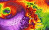 Met Eireann weather forecast for Ireland for the coming days