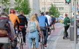 Almost €450,000 in funding announced for cycling 'safe passing' signs