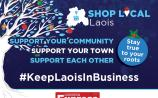 FIVE@5 - Latest Laois businesses operating in lockdown #KeepLaoisinBusiness