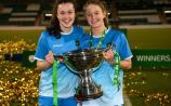 Laois teenager caps off memorable year with Women's FAI Cup win