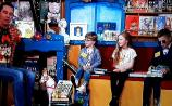 WATCH: Laois star Kyllian shines on Late Late Toy Show