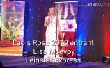 WATCH: Amazing performance by Laois Rose entrant Lisa McEvoy