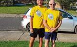 Buy a dress or sponsor marathon runners for the Ben and Jake Connolly Trust