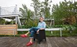 Bronze medal for Laois garden designer, Brian Burke
