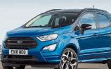 Ford Eco Sport ST-Line gets down the road