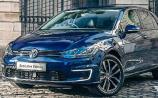 Volkswagen unveils e-Golf Executive Edition