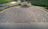 World record for largest Ford Mustang parade