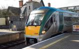 No footpath from train station in Portarlington for countryside walkers