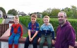 Local dad's campaign to revive train service to Mountmellick