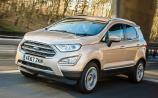 Ford Eco Sport ST-Line is big on space