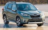 Subaru Forester e-BOXER awarded best in class Small Off-Road/MPV by Euro NCAP