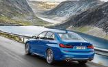 New developments of BMW 320d M-Sport