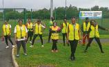 Laois African walking group gather pace in Portlaoise