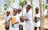 Laois thanked for its support of Self Help Africa's 'One Million Trees' campaign