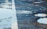 Pothole repairs for Manor Lane