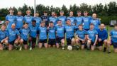 Ballyroan shoot the lights out to claim Division 5 football title