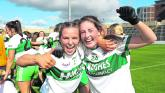 Jackson goals propel Portlaoise to Laois Division 1 Ladies football league title