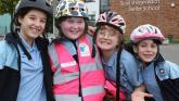 PHOTOS:  Bike Week at Holy Family School in Portlaoise