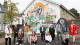 IN PICTURES New mural celebrates the people and spirit of Laois town