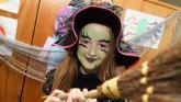 PHOTOS:  Halloween dress-up fun at Laois school