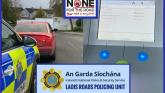 Laois gardai arrest driver after double postive drugs test