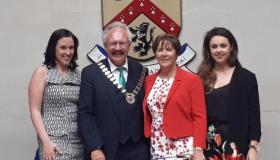 WATCH: The new dancing Cathaoirleach of Laois