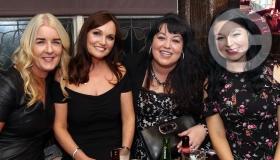 PICTURES: Portarlington ladies enjoy classic  night in little black dresses