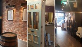 PICTURES: Sneak peak inside stylish new Spanish tapas restaurant opening soon in Portlaoise