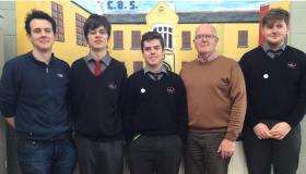 Portlaoise students do their school proud at national final of ISTA science quiz