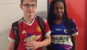 Jersey day in aid of Jack and Jill Foundation at Mountrath Community School