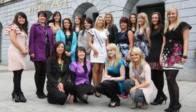 Gallery: A look back at Bernadette Ryan's year as Laois Rose 2010