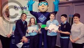 Great Laois and Kildare school quiz hosted by People First Credit Union  in Portlaoise