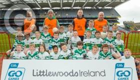 Croke Park dream comes true for Laois children at GAA HQ on Go Games days