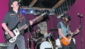 Motorheaders deliver heavy metal mayhem in Portlaoise #pictures