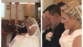WATCH: Midlands father shocks daughter with surprise wedding performance