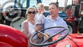 Classic day in the sun for the Ballyroan Vintage Club - in pictures
