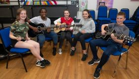 Laois music safe in the hands of the next generation of talent