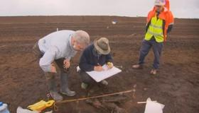 WATCH: RTE Archives dig up 2013 Laois bog body report