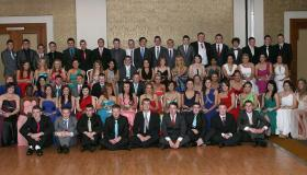 PICTURES: A look back at debs past in Colaiste Iosagain
