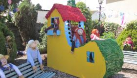 PICTURES: Some of the brilliant Durrow Scarecrow Festival creations!