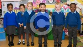 First Days at school for Portlaoise's junior infant classes #inpictures