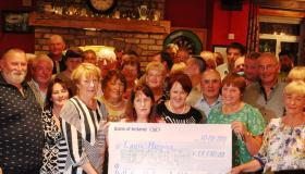 Vintage vehicle club in Laois go the extra mile to help local causes