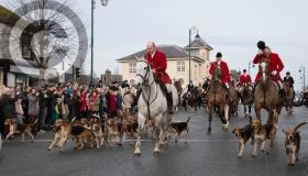 PICTURES: Traditional St Stephen's Day Laois hunt in Abbeyleix
